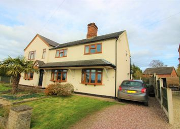 Thumbnail 2 bedroom semi-detached house to rent in Platt Lane, Whixall, Whitchurch