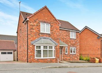4 bed detached house for sale in Wesley Lea, Castleside, Consett DH8