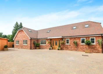 Thumbnail 4 bed detached house for sale in Newbury Lane, Silsoe, Bedford, Bedfordshire