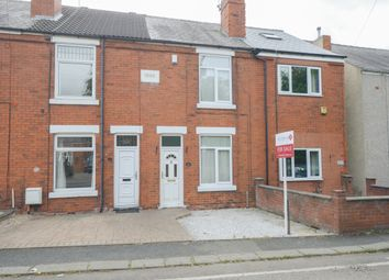 Thumbnail 2 bed terraced house for sale in Old Hall Road, Chesterfield