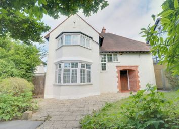 4 bed detached house to rent in Riddlesdown Road, Purley CR8