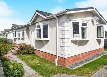 Thumbnail 3 bed mobile/park home for sale in Kensington Grove, Torksey Lock, Lincoln