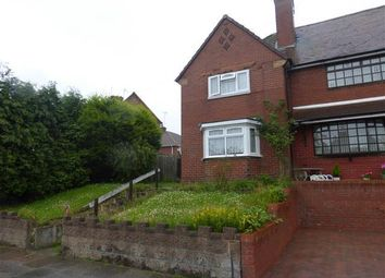 Thumbnail 2 bed property to rent in Westminster Road, West Bromwich