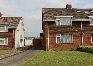Thumbnail 3 bed semi-detached house for sale in Evercreech Road, Whitchurch, Bristol