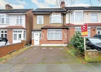Thumbnail 4 bed end terrace house for sale in Willow Road, Enfield