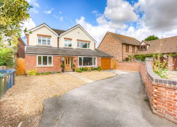 Thumbnail 5 bed detached house for sale in Church Lane, Costock, Loughborough