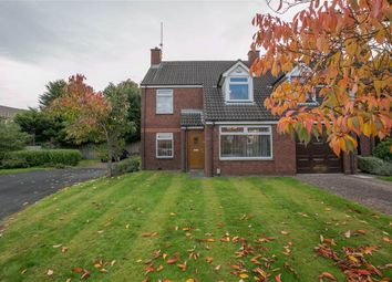 Thumbnail 3 bed semi-detached house for sale in 47, Glendhu Manor, Belfast