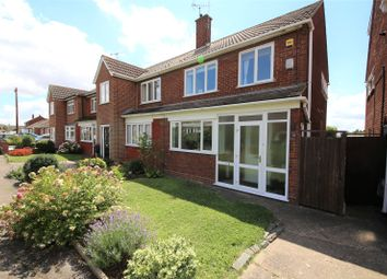 Thumbnail 3 bed end terrace house for sale in Jefferies Way, Stanford-Le-Hope, Essex