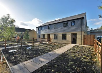 Thumbnail 3 bed barn conversion for sale in Newstead Lane, Belmesthorpe, Stamford