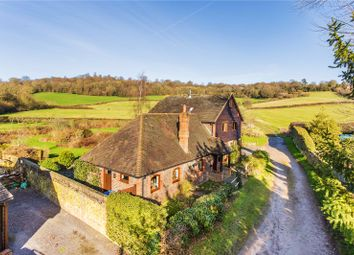 4 bed detached house for sale in Itchingwood Common Road, Limpsfield, Oxted, Surrey RH8
