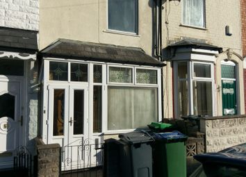 Thumbnail 2 bed terraced house to rent in Gladys Road, Smethwick