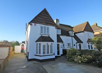 Thumbnail 3 bed semi-detached house for sale in Whitby Crescent, Crownhill, Plymouth