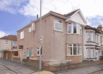 Thumbnail 2 bed flat for sale in Woodcroft Avenue, Whitehall, Bristol