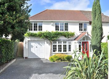 Thumbnail 5 bed semi-detached house for sale in Norsted Lane, Pratts Bottom, Orpington