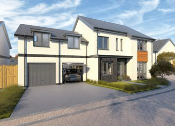 Thumbnail 5 bedroom detached house for sale in Fort Gardens, Crownhill, Plymouth