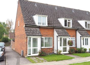Thumbnail 2 bed end terrace house for sale in Syringa Court, Salisbury