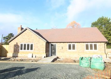 Thumbnail 3 bedroom detached bungalow for sale in Hermitage Close, Westbury, Shrewsbury