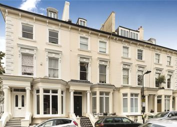 Thumbnail 3 bed flat for sale in Lancaster Drive, Belsize Park, London
