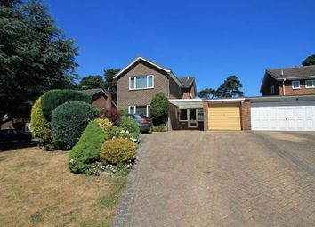 Thumbnail 4 bed detached house for sale in Copped Hall, Camberley, Surrey