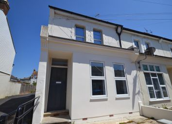 Thumbnail 1 bed flat to rent in Windsor Road, Bexhill On Sea