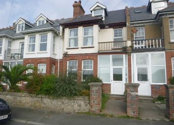 Thumbnail 2 bed flat to rent in Flexbury Park Road, Bude, Cornwall