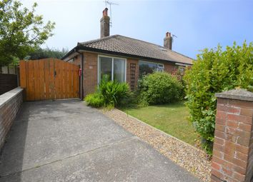 Thumbnail 2 bed bungalow for sale in Hallam Close, Filey