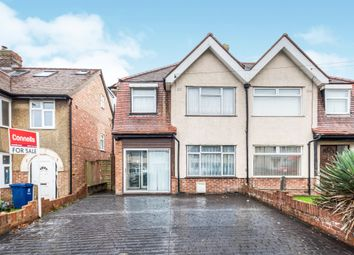 Thumbnail 3 bed semi-detached house for sale in Bartholomew Road, Cowley, Oxford