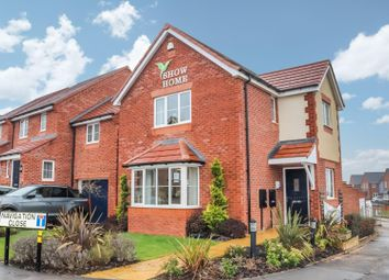 3 bed detached house for sale in Navigation Close, Nuneaton CV10