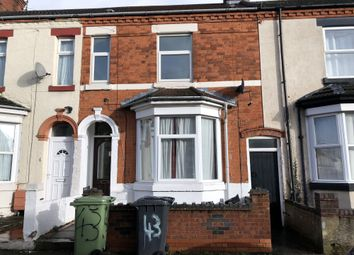 Thumbnail 3 bed terraced house to rent in Gordon Road, Wellingborough