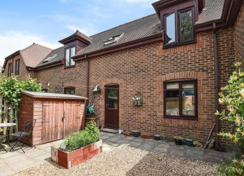 Thumbnail 2 bed terraced house for sale in Lynch Lane, Lambourn