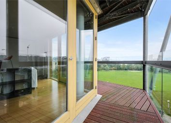 Thumbnail 2 bedroom flat to rent in Farnsworth Court, West Parkside, Greenwich, London