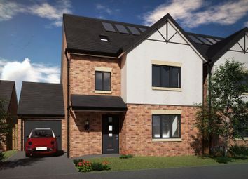 Thumbnail 4 bed detached house for sale in Alba Road, West Bromwich