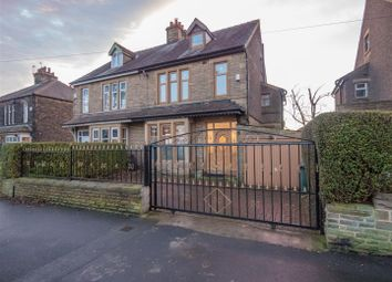 Thumbnail 4 bedroom semi-detached house for sale in Idle Road, Bradford