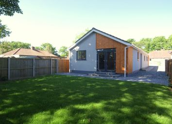 Thumbnail 3 bed bungalow for sale in Caston Road, Thorpe St Andrew, Norwich