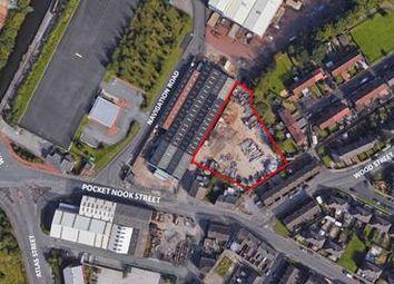 Thumbnail Land to let in Pocket Nook Street, Pocket Nook Street, St Helens