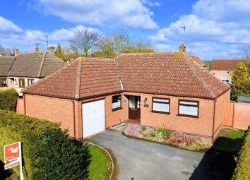 Thumbnail 3 bed detached bungalow for sale in Reads Lane, Woolsthorpe By Colsterworth, Grantham