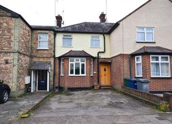 Thumbnail 2 bed terraced house for sale in Lytton Road, New Barnet, Barnet