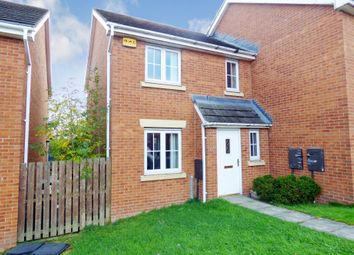 Thumbnail 3 bed terraced house to rent in Chapel Drive, Consett
