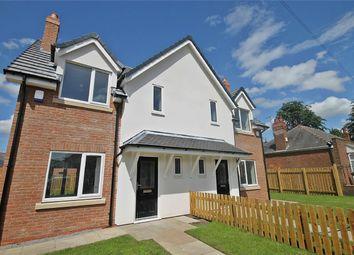 Thumbnail 3 bedroom semi-detached house for sale in Plot 1, Liverpool Road, Great Sankey, Warrington