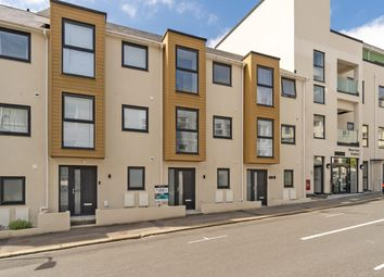 Thumbnail 4 bed town house for sale in Pier 15, Pier Street, West Hoe, Plymouth