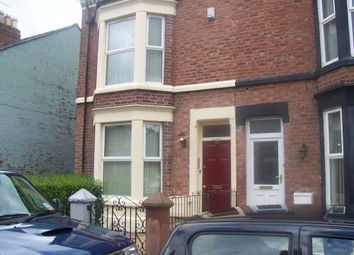 Thumbnail Studio to rent in Gladstone Road, Chester