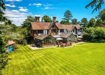 Thumbnail 6 bedroom country house for sale in Cheesemans Lane, Hambrook, Chichester, West Sussex