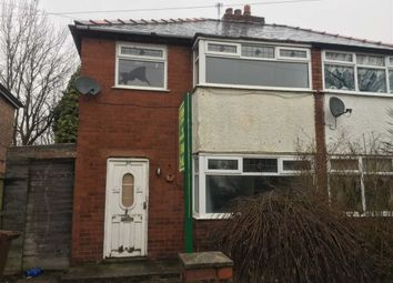 Thumbnail 3 bed semi-detached house for sale in Hulme Road, Leigh, Lancashire