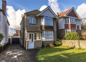 Thumbnail 3 bed detached house for sale in Peartree Avenue, Bitterne, Southampton, Hampshire