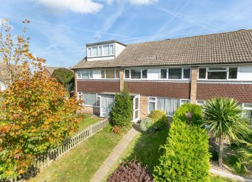 Thumbnail 3 bed terraced house for sale in Betchley Close, East Grinstead