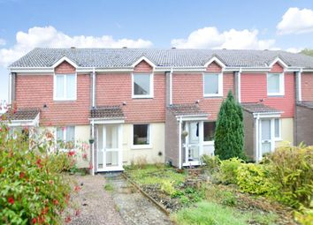 Thumbnail 2 bed terraced house for sale in Newcross Park, Kingsteignton, Newton Abbot, Devon