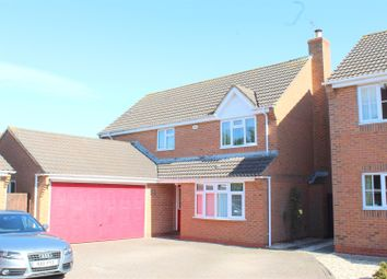 Thumbnail 4 bed detached house for sale in James Grieve Road, Abbeymead, Gloucester