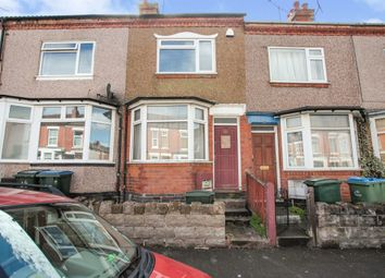 Thumbnail 2 bed terraced house for sale in Kingsland Avenue, Coventry