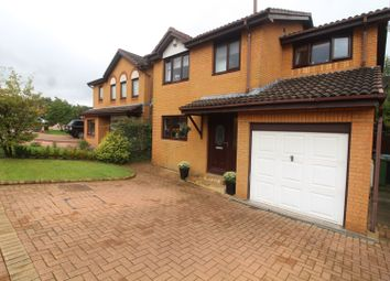 Thumbnail 4 bed detached house for sale in Blantyre Gardens, Glasgow