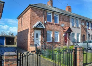 Thumbnail 2 bed end terrace house for sale in Kingston Avenue, Walker, Newcastle Upon Tyne